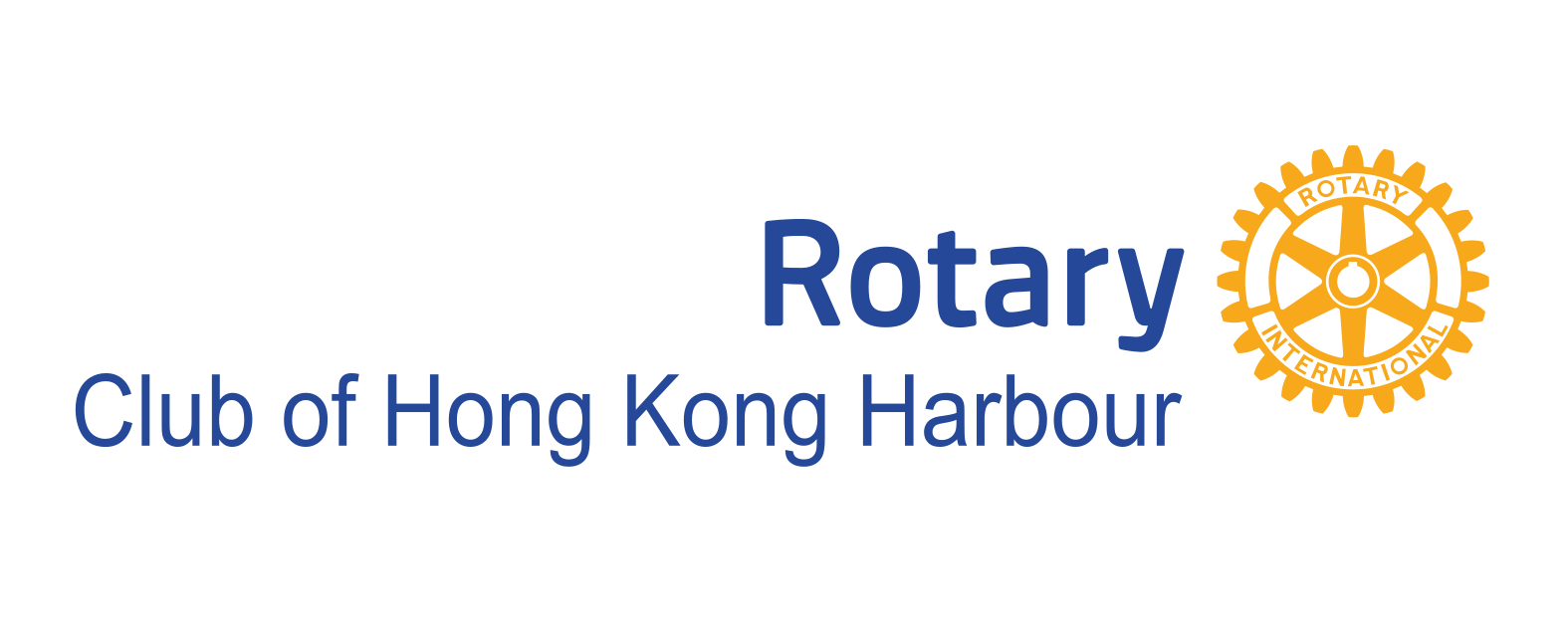 Rotary Club of Hong Kong Harbour logo